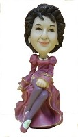 Princess Bobble Head Doll Doll