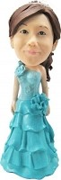 Bobble Head Doll Bridal Party 2