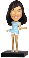 Sexy 1 Girl Bobble Head Doll Doll