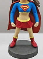 Super Girl Bobble Head Doll 2