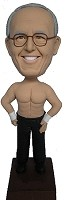 Chippendale Male Dancer bobblehead Doll