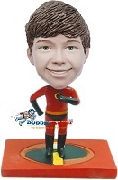 Custom Bobble Head | Boy Incredibles Bobblehead | Gift For Men
