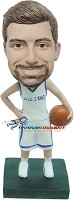 Custom Bobble Head | All Star Basketball Man Bobblehead | Gift Ideas For Men
