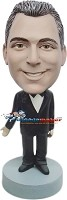 Custom Bobble Head | Tuxedo Man Bobblehead | Gift For Men