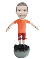 Custom Bobble Head | Skateboarder Boy Bobblehead | Gift Ideas For Men