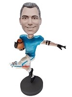 Custom Bobble Head | Touchdown Dance Male Bobblehead | Gift For Men