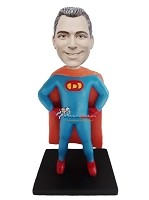 Custom Bobble Head | Hero Bobblehead | Gift For Men