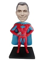 Custom Bobble Head | Superhero Bobblehead | Gift For Men