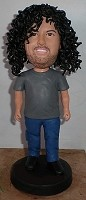 Custom Bobble Head | Dude With Shirt And Jeans Bobblehead | Gift Ideas For Men