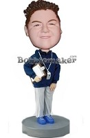 Custom Bobble Head | Coach Male Bobblehead | Gift Ideas For Men