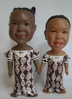 Custom Bobble Head | Mother - Daughter Bobblehead | Gift Ideas For Couples