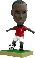 Custom Bobble Head | Soccer Player Kicking Bobblehead | Gift Ideas For Men