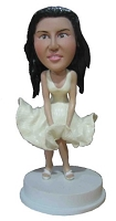 Custom Bobble Head | Marilyn Bobblehead | Gift Ideas For Women