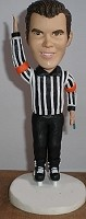 Custom Bobble Head | Hockey Referee Bobblehead | Gift Ideas For Men