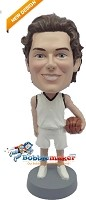 Custom Bobble Head | College Hoops Player Bobblehead | Gift Ideas For Men