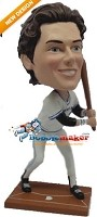Custom Bobble Head | Baseball Player Batting Bobblehead | Gift Ideas For Men