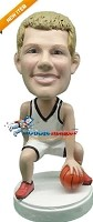 Custom Bobble Head | Dribble Basketball Bobblehead | Gift Ideas For Men