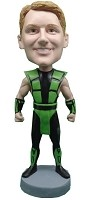 Custom Bobble Head | Mortal Kombat Man Bobblehead | Gift For Men