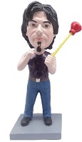 Custom Bobble Head | Plumber Man Bobblehead | Gift Ideas For Men