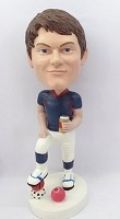 Custom Bobble Head | Beer Drinking Sports Fan Bobblehead | Gift Ideas For Men