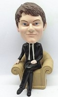 Custom Bobble Head | Executive In Chair Bobblehead | Gift Ideas For Men