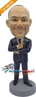 Custom Bobble Head | James Bond Bobblehead | Gift Ideas For Men
