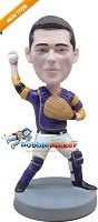 Custom Bobble Head | Baseball Catcher Bobblehead | Gift Ideas For Men