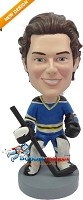 Custom Bobble Head | Hockey Goalie Bobblehead | Gift Ideas For Men