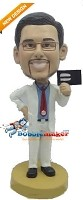 Custom Bobble Head | Doctor With X-Ray Bobblehead | Gift Ideas For Men