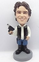 Custom Bobble Head | Movie theme Blaster Bobblehead | Gift Ideas For Men