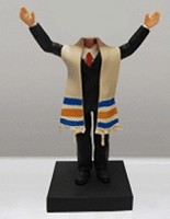 Custom Bobble Head | Rabbi Bobblehead | Gift Ideas For Men