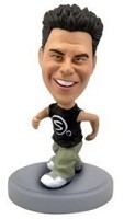 Custom Bobble Head | Runner Man With Pants Bobblehead | Gift Ideas For Men