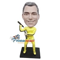 Custom Bobble Head | Kill Bill Man Bobblehead | Gift For Men