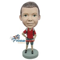Custom Bobble Head | Boy With Backpack Bobblehead | Gifts for Kids
