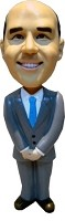 Custom Bobble Head | Professional Suit Bobblehead | Gift Ideas For Men