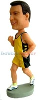 Custom Bobble Head | Running Man Bobblehead | Gift Ideas For Men
