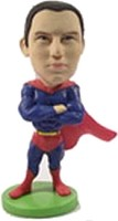 Custom Bobble Head | Arms Crossed Superman Bobblehead | Gift Ideas For Men