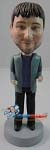 Custom Bobble Head | Snappy Dresser Man Bobblehead | Gift Ideas For Men