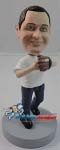 Custom Bobble Head | Man With Baseball Glove Bobblehead | Gift Ideas For Men