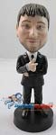 Custom Bobble Head | Sharp Dressed Man Bobblehead | Gift Ideas For Men