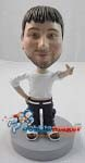 Custom Bobble Head | Pointing Man Bobblehead | Gift Ideas For Men