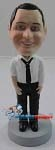 Custom Bobble Head | Just Got Home Male Bobblehead | Gift Ideas For Men