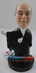 Custom Bobble Head | Man In Robes Bobblehead | Gift Ideas For Men