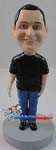Custom Bobble Head | Hand In Jeans Male Bobblehead | Gift Ideas For Men