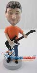Custom Bobble Head | Man Playing Guitar Bobblehead | Gift For Men