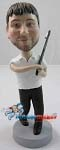 Custom Bobble Head | Golfing Man Bobblehead | Gift Ideas For Men