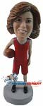 Custom Bobble Head | Female Basketball Player Bobblehead | Gift Ideas For Women