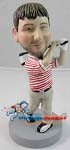 Custom Bobble Head | Swinging Golfer Male Bobblehead | Gift Ideas For Men