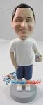 Custom Bobble Head | Man With Can Bobblehead | Gift Ideas For Men