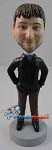 Custom Bobble Head | Nicely Dressed Man Bobblehead | Gift Ideas For Men
